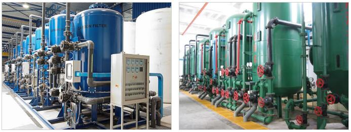 chemical materials chemical industry water purification system