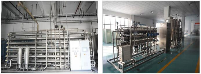 Pharmaceutical Pure Water System